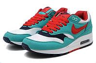 "Nike Air Max 87 ""Green/Red/White"""