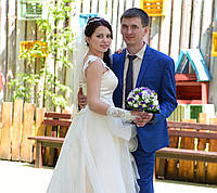 """Свадебный ролик  ВИДЕО МОЖНО ПОСМОТРЕТЬ НА САЙТЕ """"ОДНОКЛАССНИКИ"""" ВАДИМ ГУДКОВ ВИДЕООПЕРАТОР"""