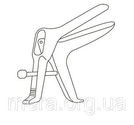 Зеркало гинекологическое Vogt Medical, одноразовое, стерильное, тип А, фото 2