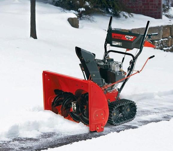 Запасные части для снегоуборщиков MTD