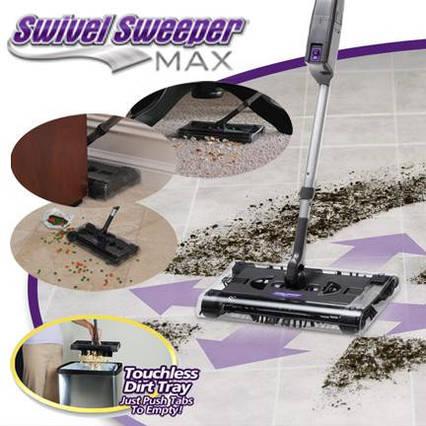 Електровіник Swivel Sweeper Max (Свивел Свипер Макс), фото 2