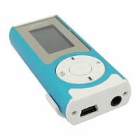 Мини MP3 плеер с экраном и фонариком