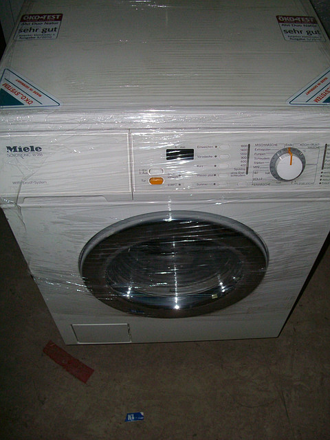 Стиральная машина Miele Novotronic W 986