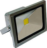 Прожектор светодиодный LL-132 1LED 30W белый 6500K 230V (224*184*132mm) ЧЕРНЫЙ