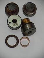 Шкворень УАЗ 452, 469 старого образца (4шкворня+4втулки+4шайбы) (пр-во УАЗ)