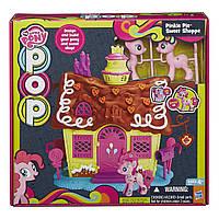 My Little Pony POP Игровой набор Построй Пряничный домик