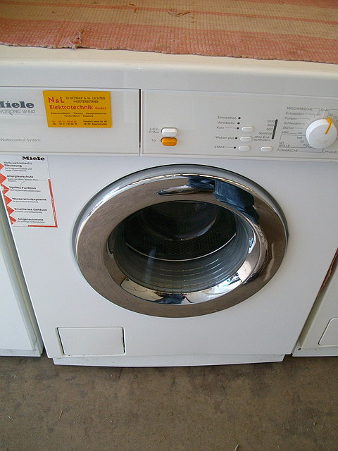 Стиральная машина Miele Novotronic W 842