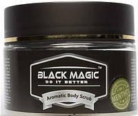 """Масляный скраб """"Ментол"""" «BLACK MAGIC»  350 мл"""