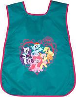 Фартук для творчества с нарукавниками Kite Little Pony LP15-162K