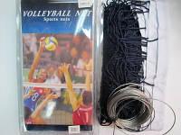 Волейбольная сетка уличная черная