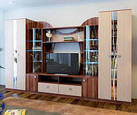 Гостиная Гамма 15,со шкафами,ф-ка SV Мебель