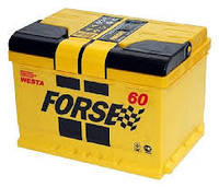 Автомобильный аккумулятор FORSE Premium (Westa) 6ст-65А/ч АзЕ