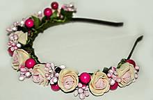 Обруч для волос Танец цветов