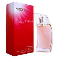 Женская туалетная вода Mexx Fly High Woman (вдохновенный,  женственный аромат)