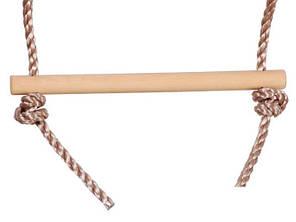 Канатная лесенка 5 ступенчатая Simple 196 см., фото 2