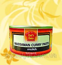 Карі паста Массаман , CHEF'S CHOICE, 114 гр, Gf