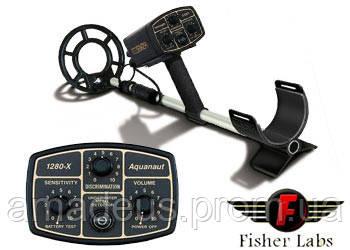 Подводный металлоискатель Fisher1280-X Aquanaut