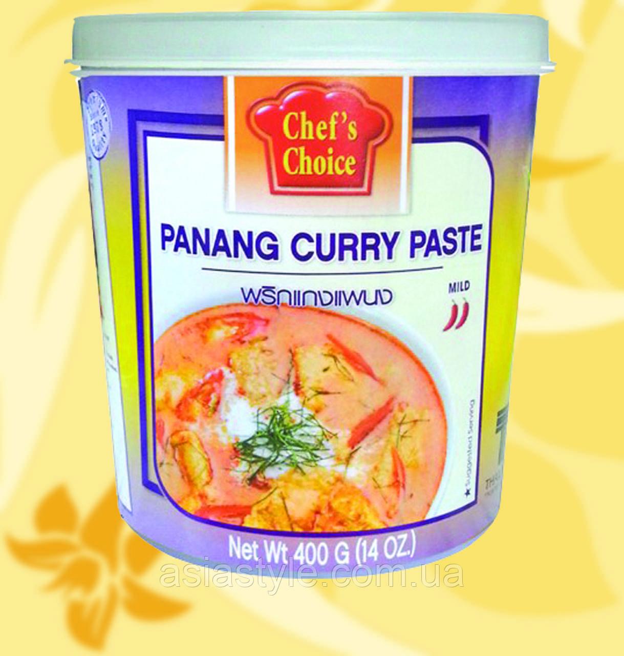Паста карі Пананг , CHEF'S CHOICE, 400 гр, Gf