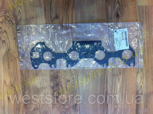 Прокладка коллектора впускного Ланос Lanos 1.5 GM 96183118