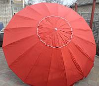 Зонт 3,5 плотный 16 спиц, фото 1