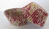 Паперова капсула для випічки кексів, 1000 шт, фото 2