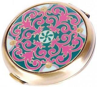 Яркое карманное косметическое зеркальце LEIF LOWE 275685AB