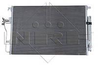 Радиатор кондеционера 2.2-3.0CDI Mercedes Sprinter 06- NRF 35849