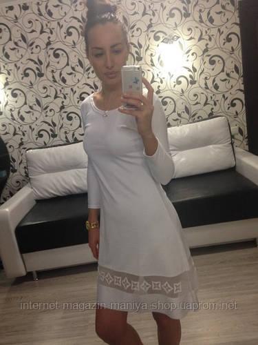 Женское платье Vuitton 4 расцветки