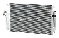 Радиатор кондеционера 2.2-3.0CDI Mercedes Sprinter 06- VALEO 818173