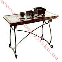 Кованый стол под прямоугольную столешницу 68