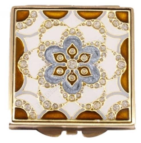 Элегантное карманное косметическое зеркальце LEIF LOWE 422830AB