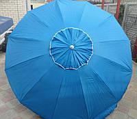 Зонт 3,5 плотный 12 спиц с клапаном