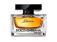 Dolce&Gabbana The One Essence парфюмированная вода 75 ml. (Тестер Дольче Габбана Зе Ван Ессенс)