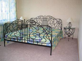 Кованые кровати, фото 2