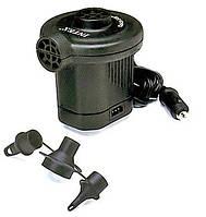 Мощный электрический Intex 66626  насос 12 В.