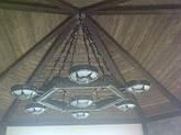 Кованые светильники, фото 2