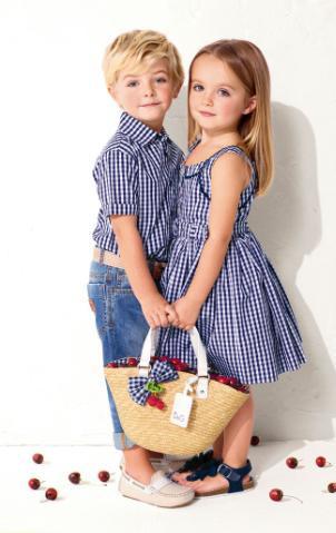 Детская одежда и белье