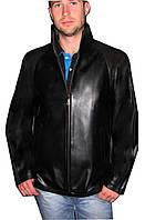 Мужская куртка из кож-заминителя