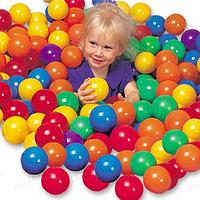 Мячики (шары) для сух. бассейна 6,5см (100шт) Intex 49602