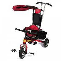 Детский велосипед трехколесный lexus combi trike bt-ct-0001 красный
