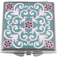 Нежное карманное косметическое зеркальце LEIF LOWE 425678PW