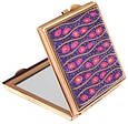 Красиве кишенькове косметичне дзеркальце LEIF LOWE 426267AB, фото 3