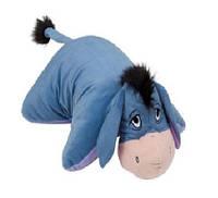 Подушка - игрушка  2в1 Ослик