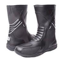 Modeka Assen Boots Black, EU37 Мотоботы дорожные