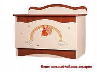 Ящик для игрушек Феи в облаках Вальтер