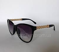 Женские солнцезащитные очки Kaizi 8519 с 01 черные
