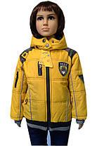 Куртка демисезонная машинка, фото 3
