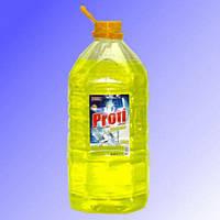 """Моющее для мытья посуды ТМ """"Proffi"""" эконом (лимон, яблоко) 5л СУПЕРЦЕНА"""