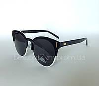 Женские солнцезащитные очки Kaizi 8530 с 01-1 черные