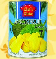 Джек фрутт в сиропе, 565 гр, CHEF'S CHOICE, Gf